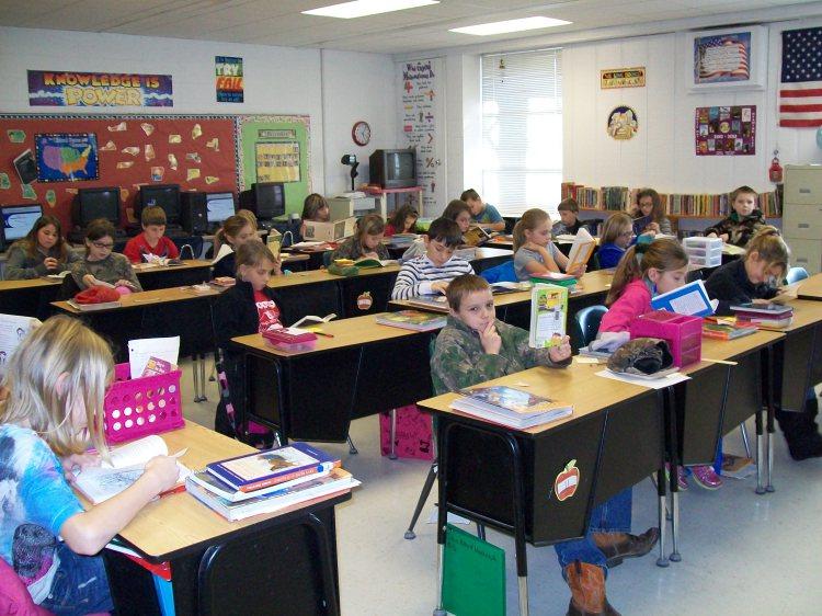 Distinguished Schools Mount Pleasant Elementary